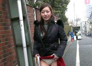 Asian panties video